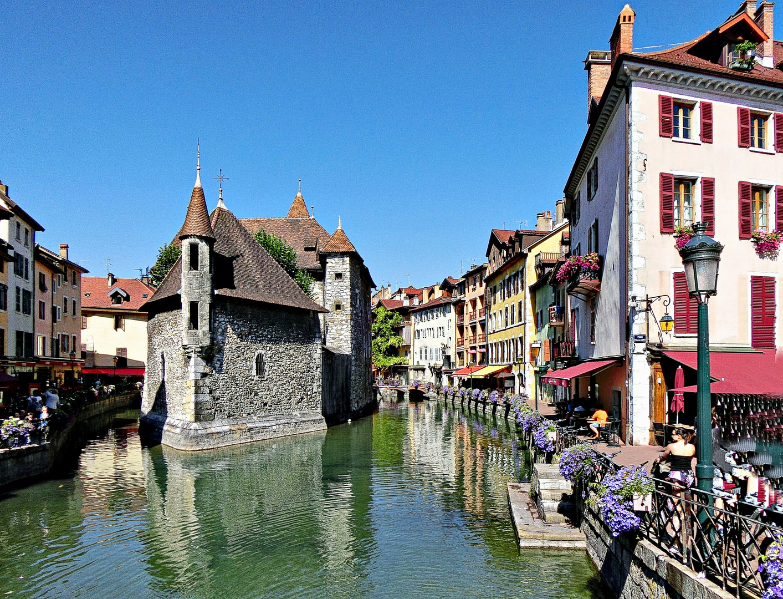 Venise des Alpes, Annecy la belle