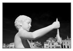 Venise : la douane de mer