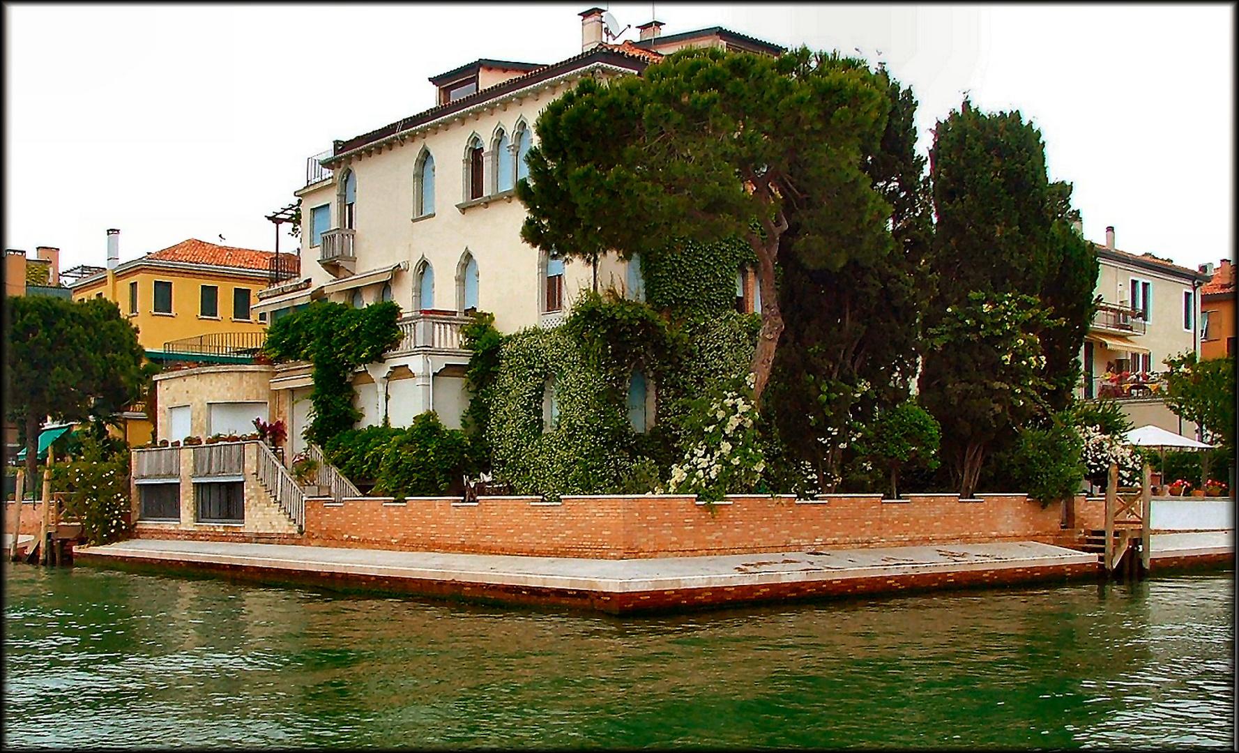 Venise moderne