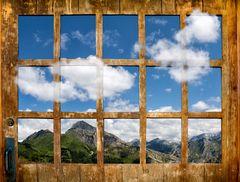 ventana al verano