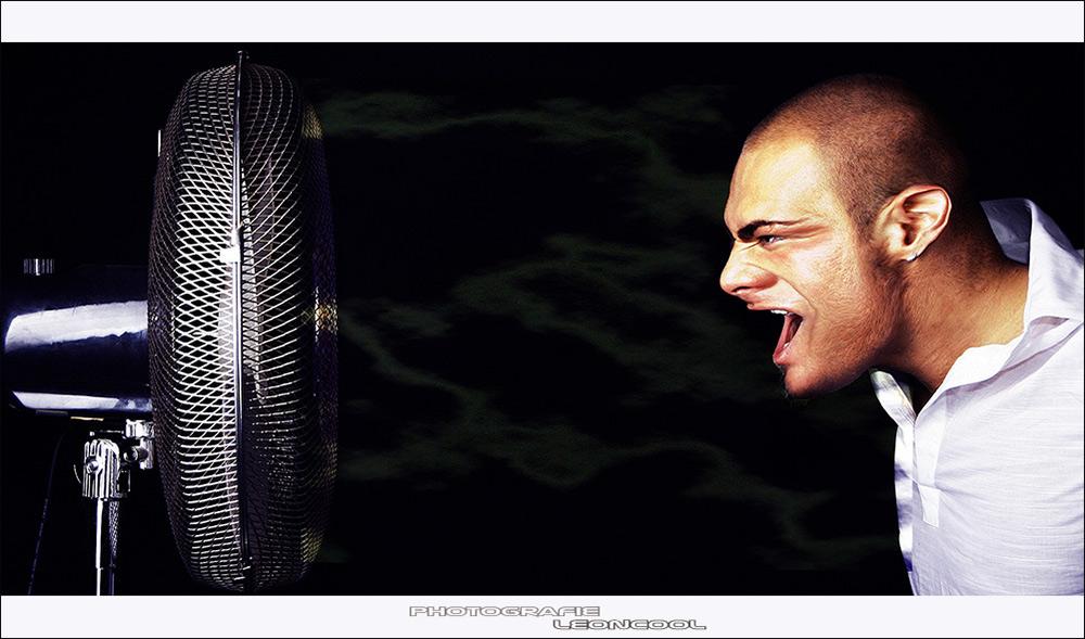 Ventilator VS ADAM