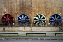 Ventilatoren im LaPaDu