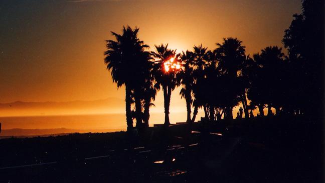 Ventura CA Sunset