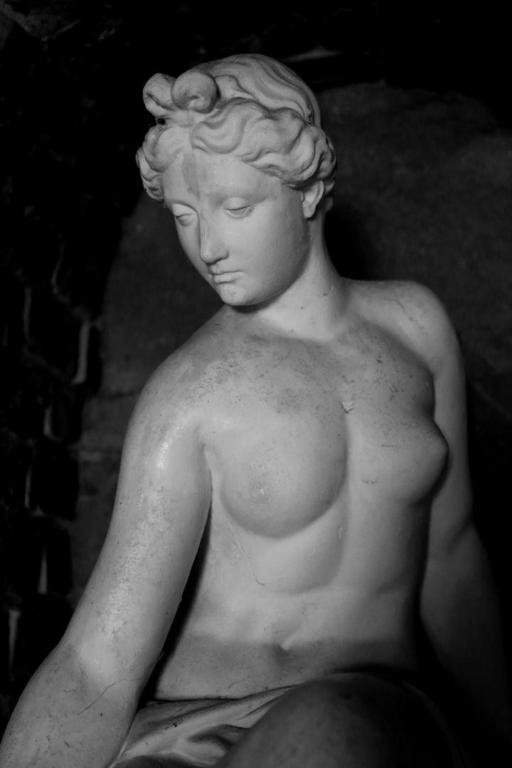 Venus in der Venusgrotte