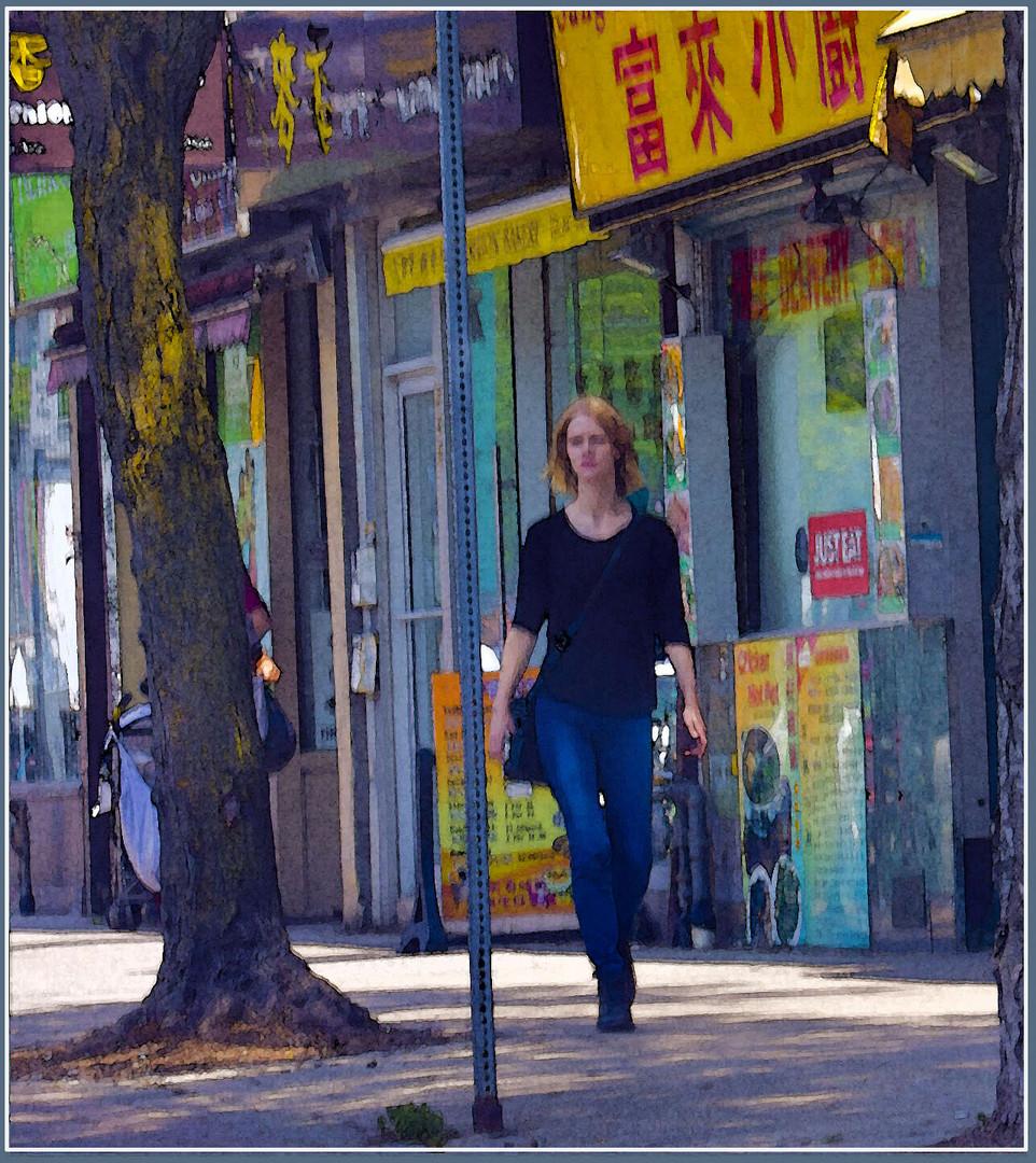 venus of chinatown