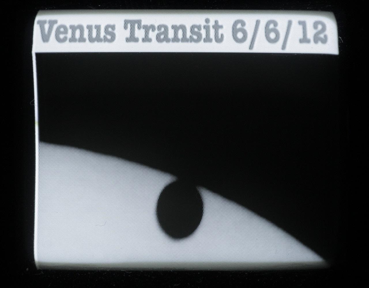 Venus Transit - InstaCRT