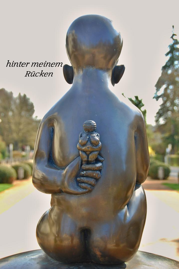 Venus von Willendorf in Bad Pymont