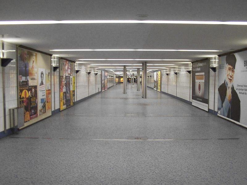 Verbindungstunnel