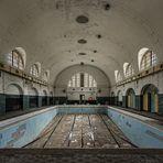 verbotene Stadt, Schwimmbad