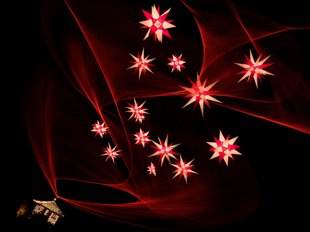 Verbunden mit den Sternen...