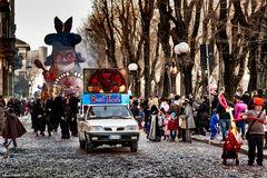 Vercelli, carnevale