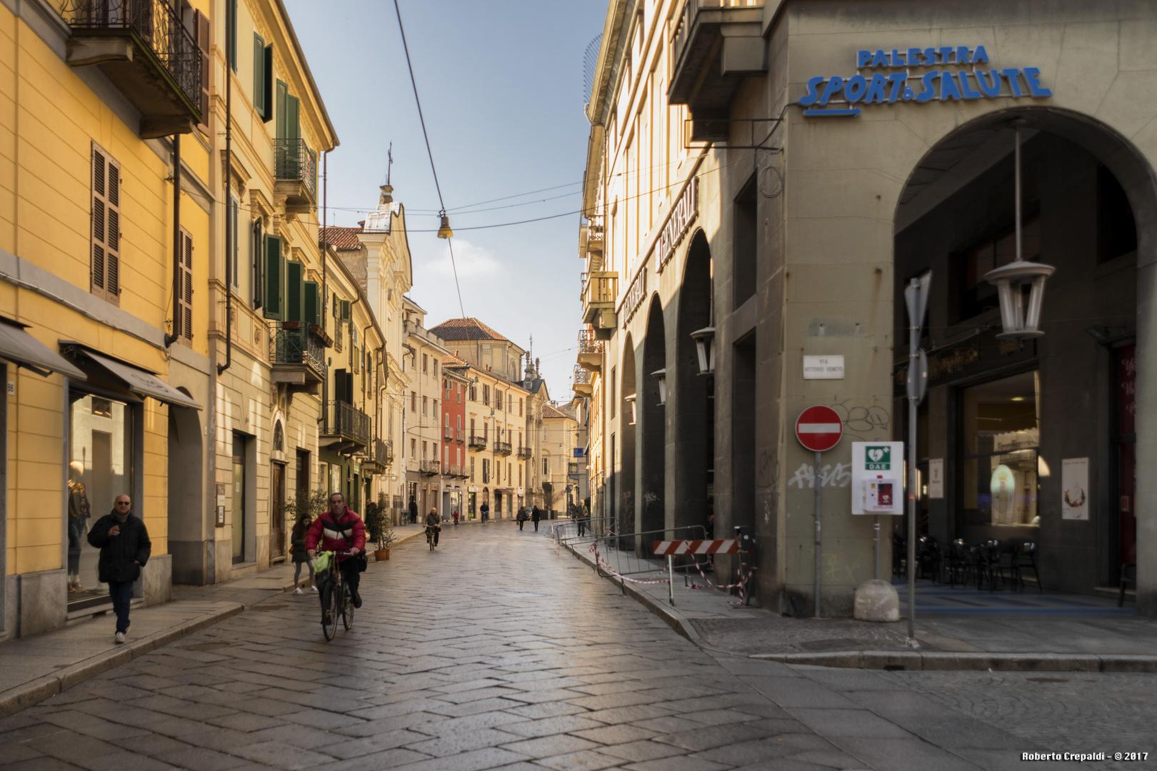 Vercelli, centro storico