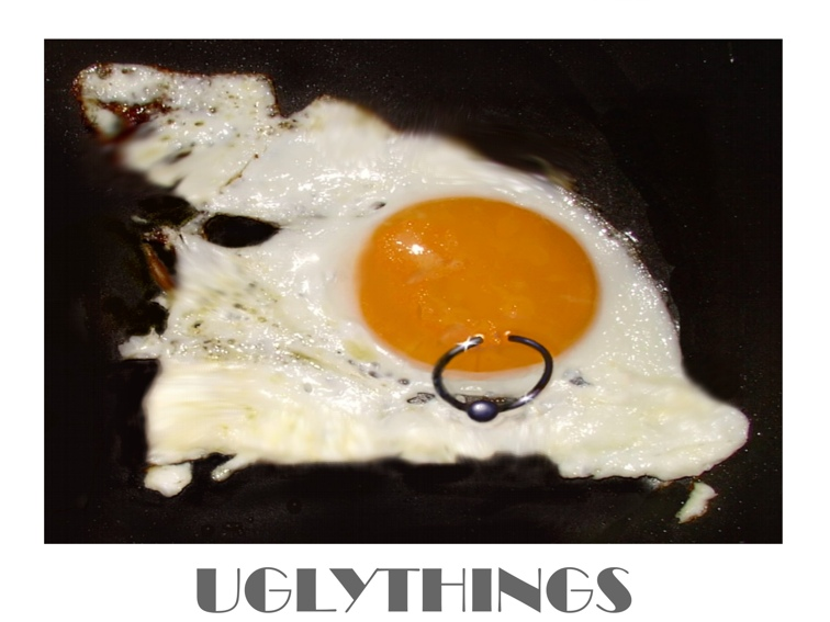 Verdorbenes Ei