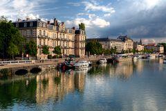 Verdun, Blick auf die Meuse