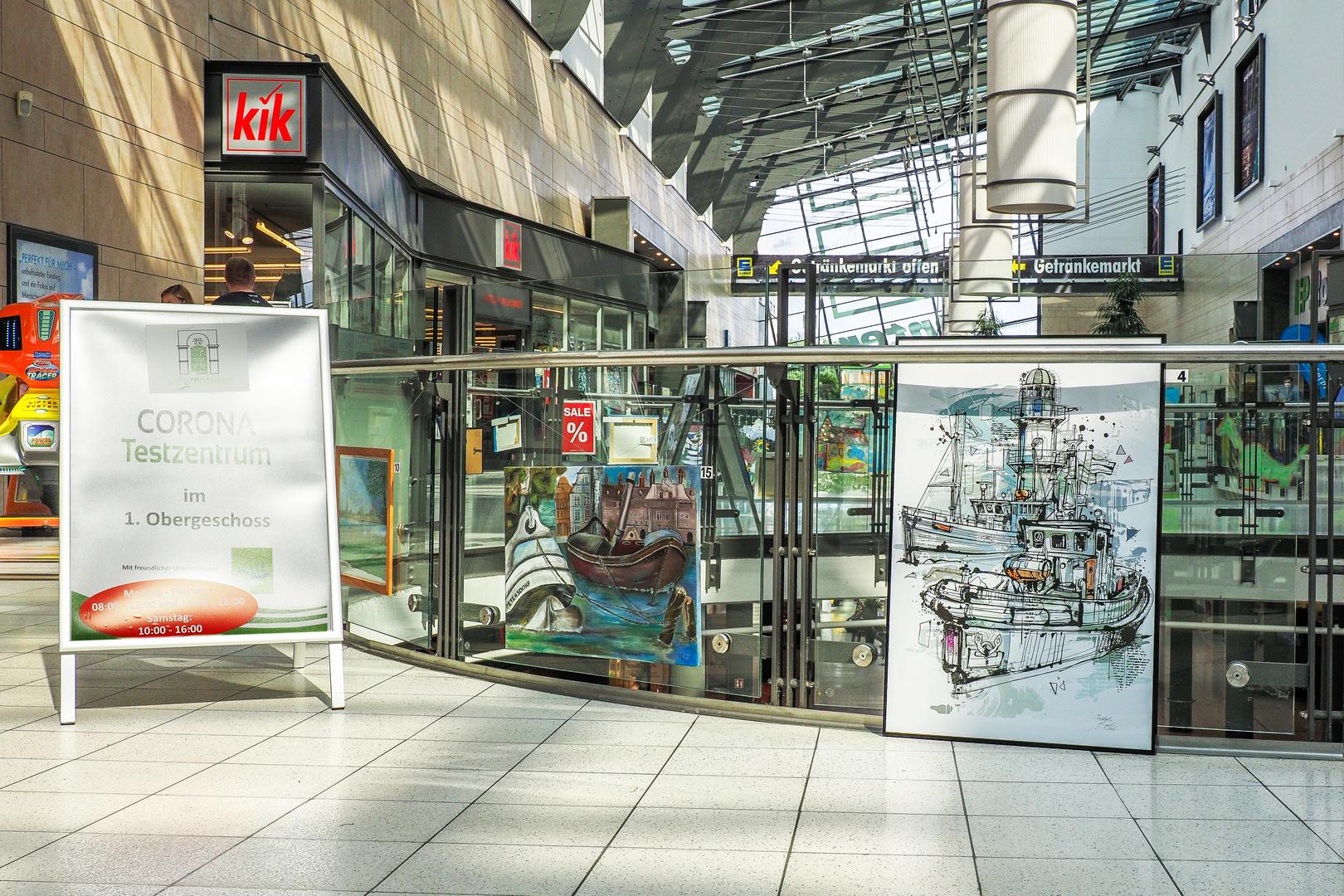 Verein Schlepper PETERSDORF versteigert Kunstwerke aus Malwettbewerb