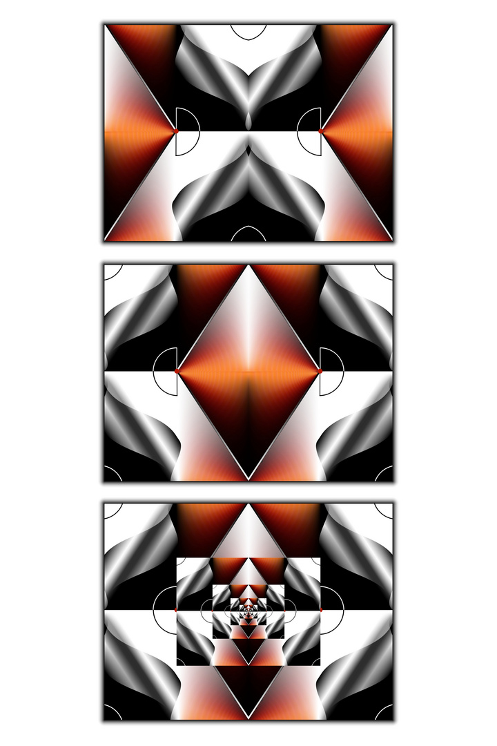 Vereinte Variationen - Collage 2