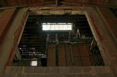 Verfallenes Fabrikgebäude