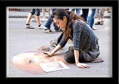 .....vergängliche Kunst in Florenz..II....