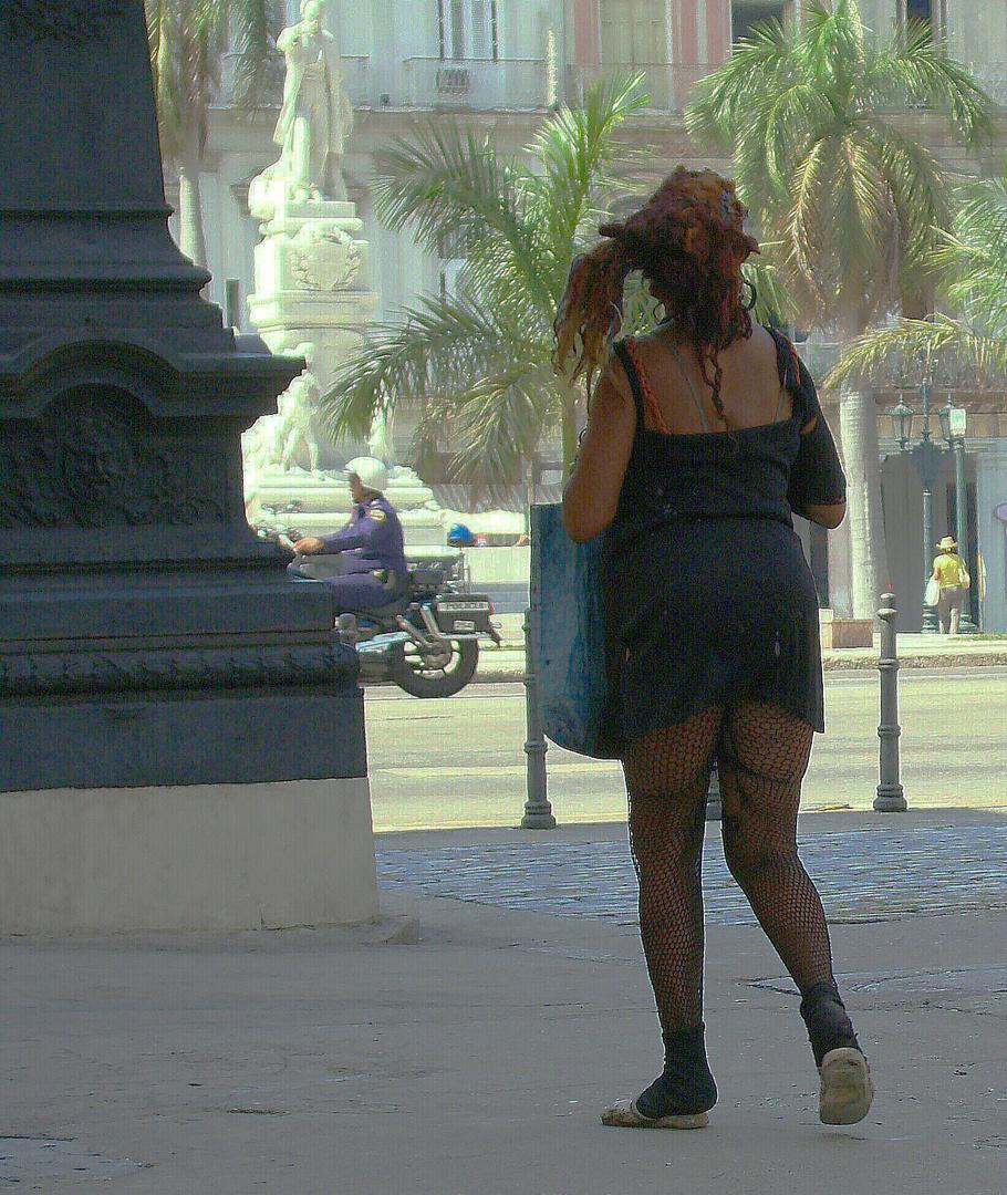 Vergangene Schönheit, II, Havanna, Cuba, Kuba