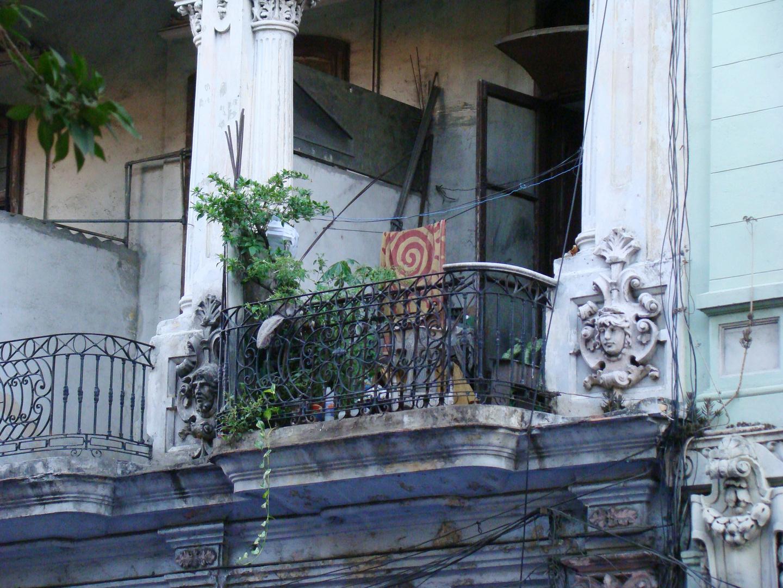 Vergangene Schönheit,Havanna, Cuba,Kuba