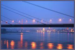 Vergoldeter Rhein