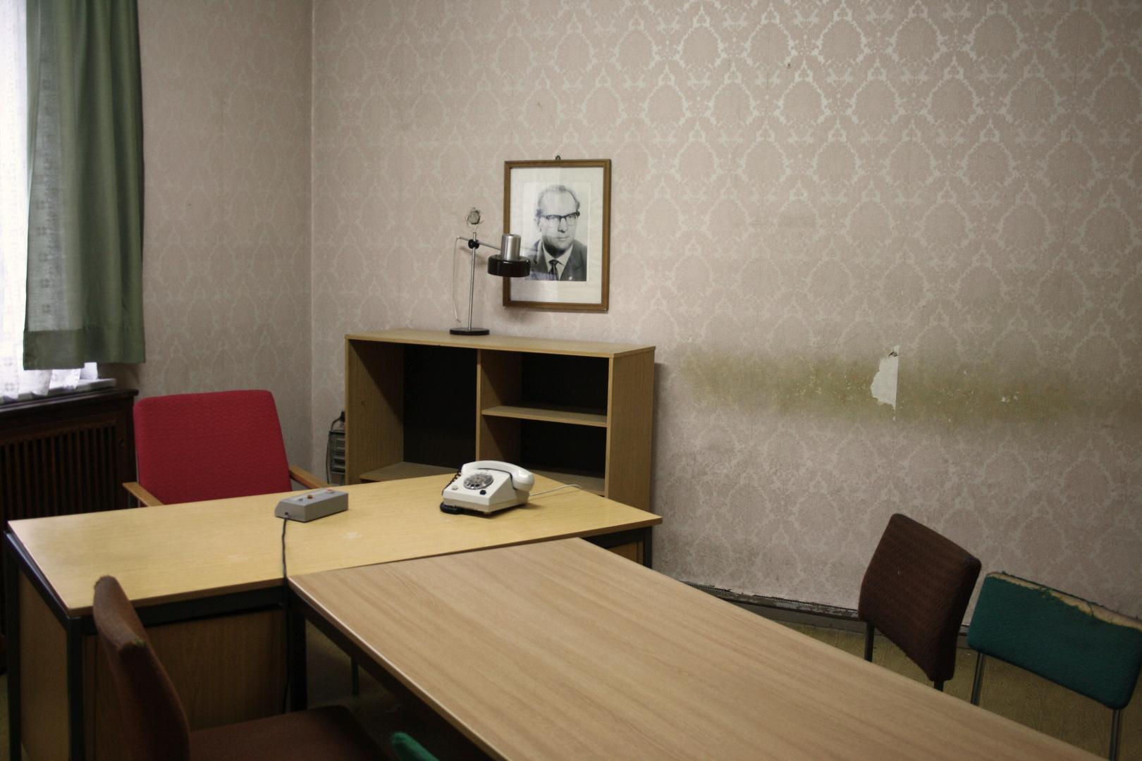 Verhör - Ästhetik der Stasi