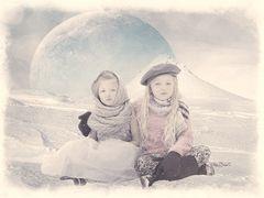 Verirrt im Schnee