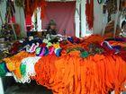 Verkäufer in Lhasa