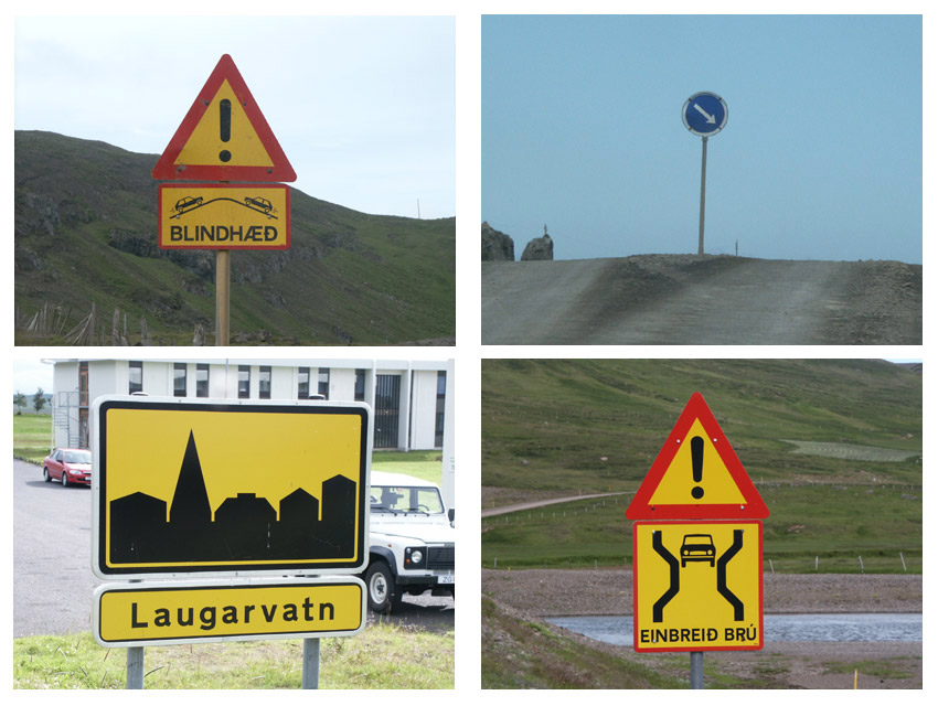 Verkehr in Island 2