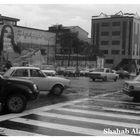 Verkehrschaos Tehran