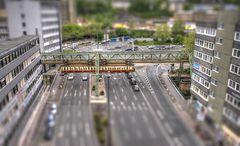 Verkehrsknotenpunkt Döppersberg Wuppertal