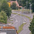 Verkehrsraumkompression
