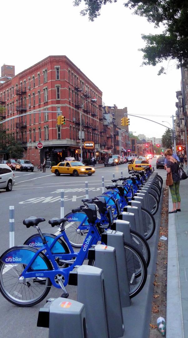 verkehrs(r)evolution in new york city
