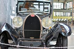 Verkehrszentrum - Bugatti