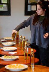 Verkostung Olivenprodukte