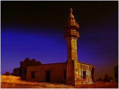 verlassene Moschee