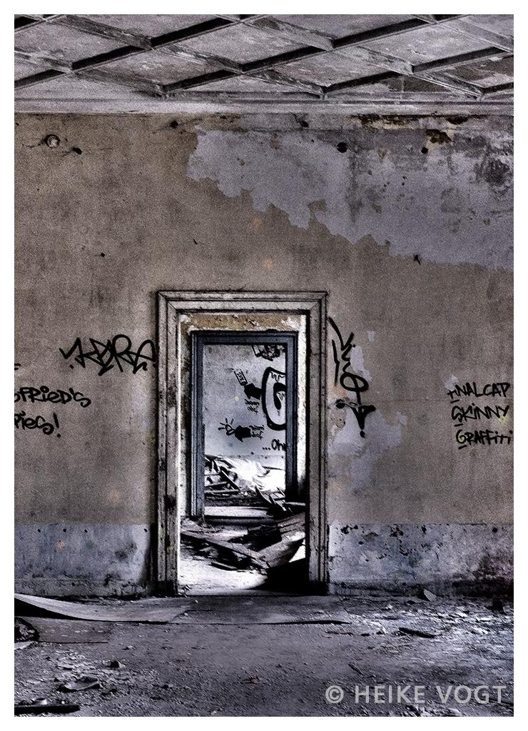 Verlassene Orte - Krampnitz 2