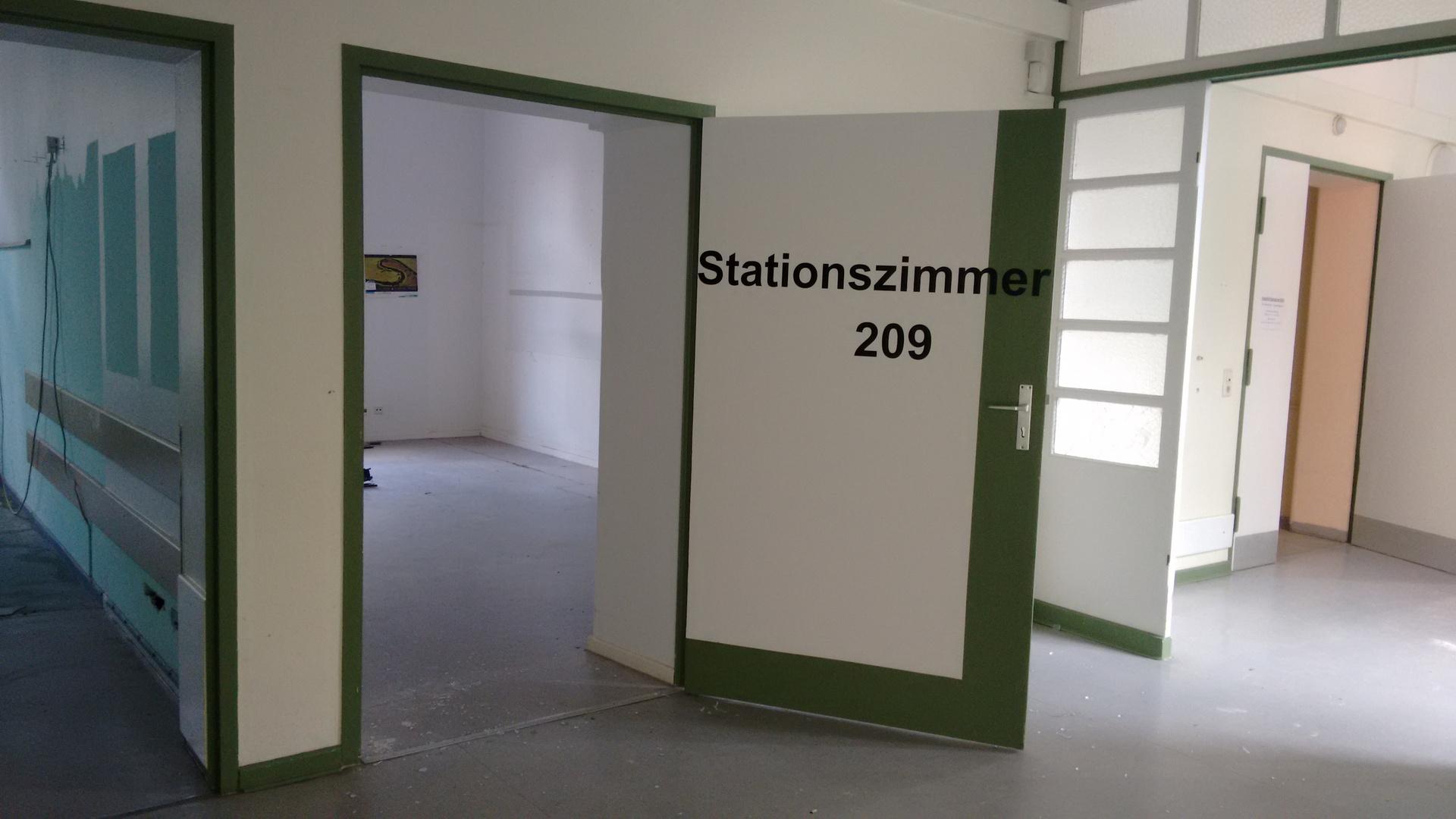 verlassene Station