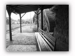 Verlassener Bahnhof 2