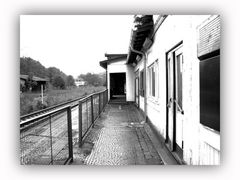 Verlassener Bahnhof 4