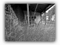 Verlassener Bahnhof1