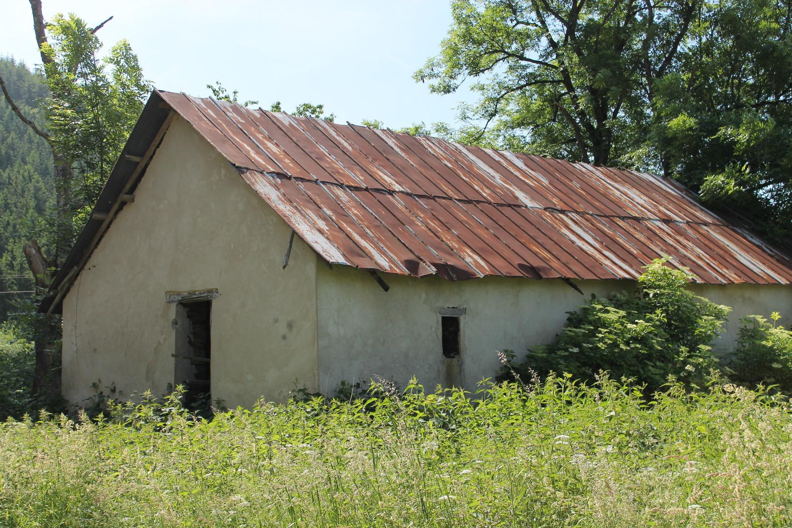 Verlassenes Dorf Staudenhof Foto Bild World Marode Lost Places