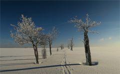 verlassenes Erzgebirge