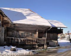 verlassenes Haus