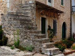 Verlassenes Haus in Karya