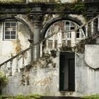 Verlassenes Kloster (?) in Horta