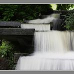 Verlauf des Wassers