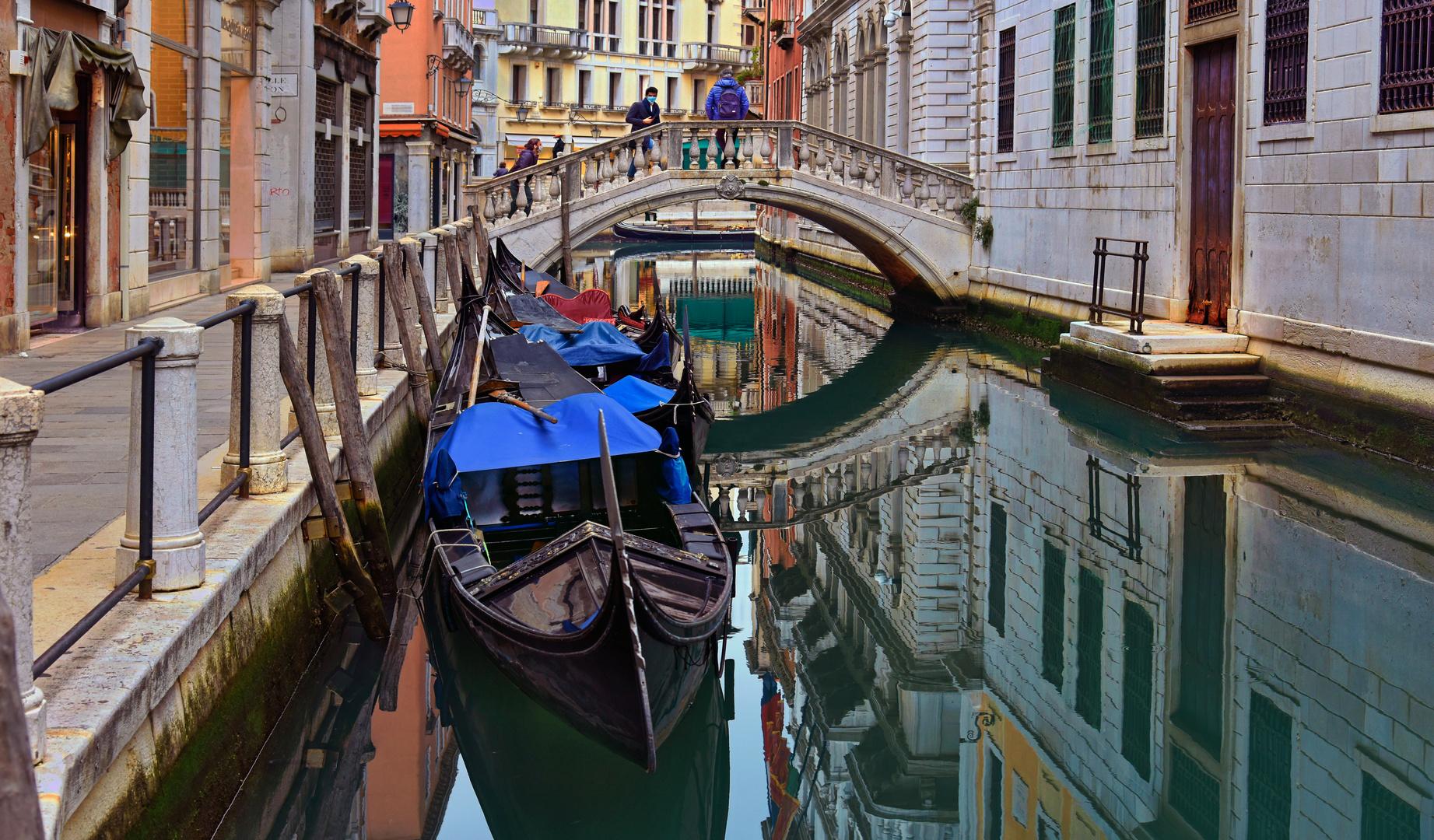 Verlaufen in Venedig - Das Beste was passieren kann -