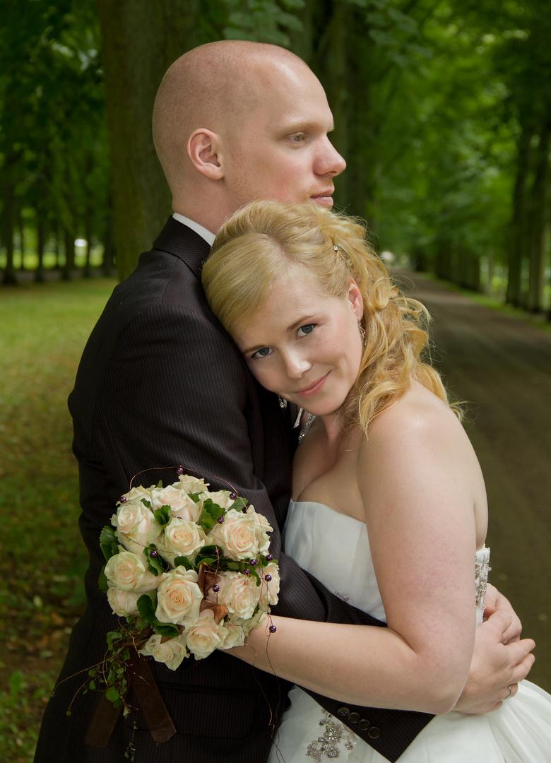 Verlieb, Verlobt und jetzt verheiratet!