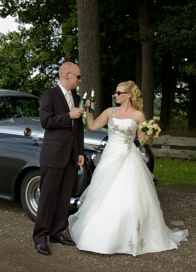 Verlieb, Verlobt und jetzt verheiratet III